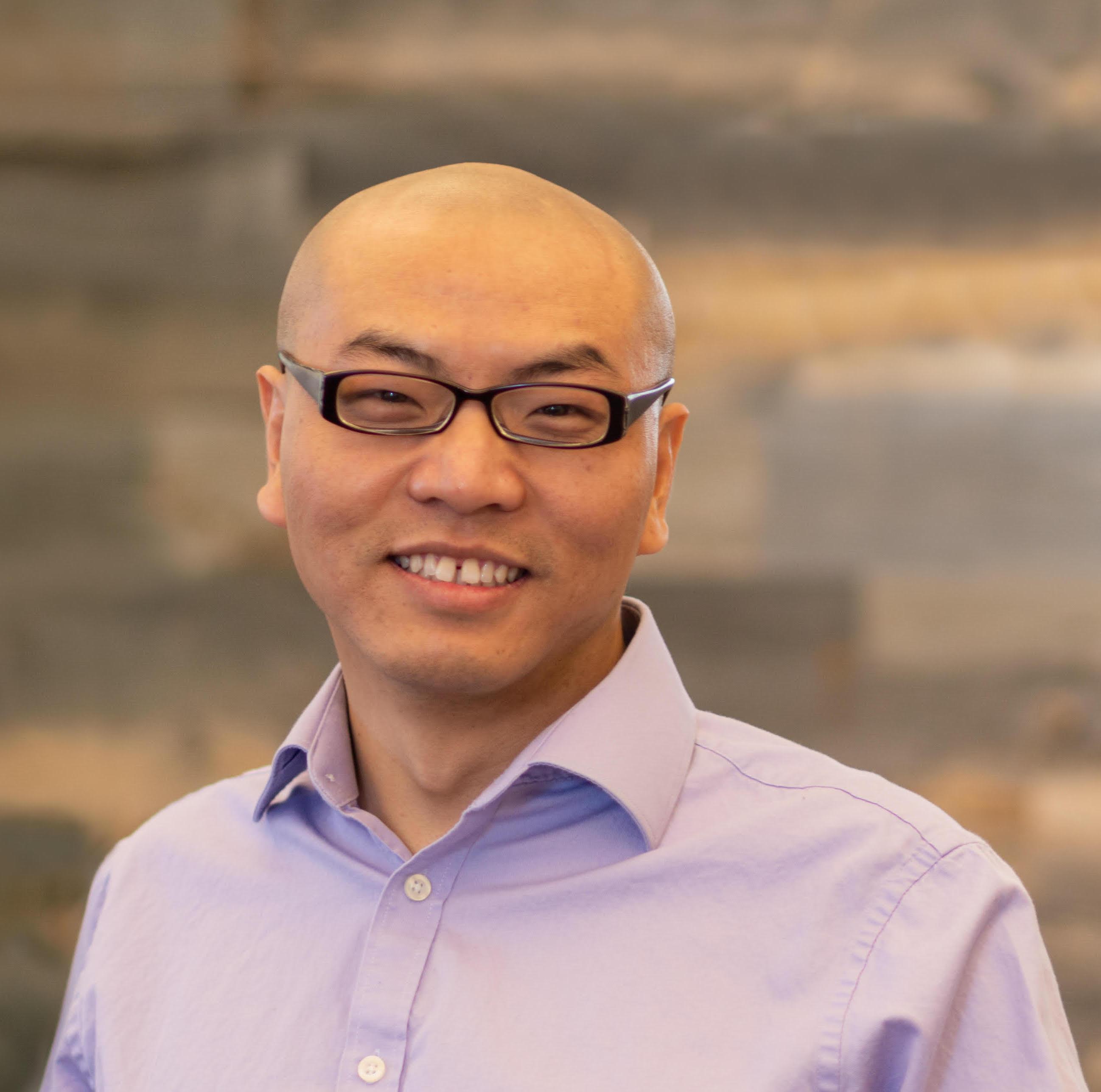CTO of FeedMob Ken Lu's headshot